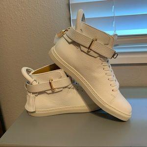 Buscemi women hightop sneakers